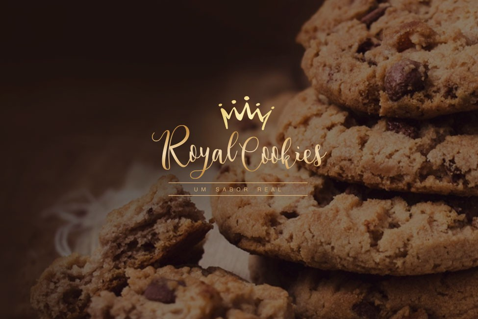 Diferencial da linha Royal Cookies