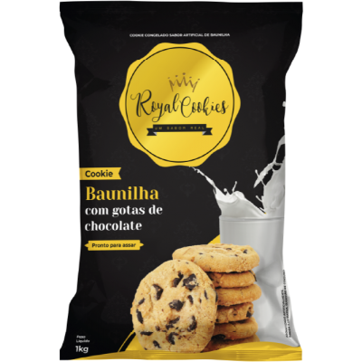 Royal Cookies Baunilha