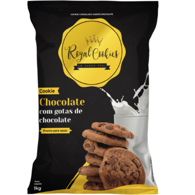 Royal Cookies Chocolate