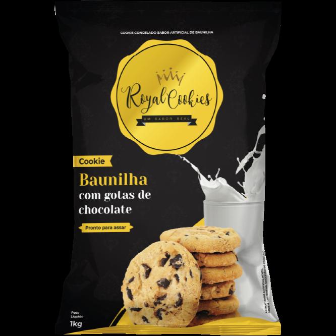 Royal Cookies Baunilha
