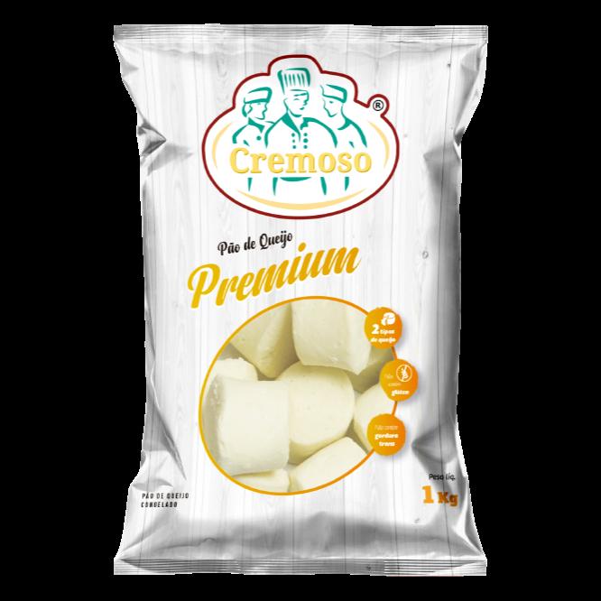 Pão de Queijo Cremoso Premium