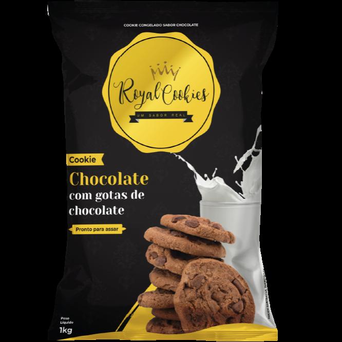 Royal Cookies Chocolate